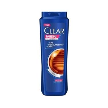 Clear Clear Men Saç Dökülmesine Karşı Şampuan 500ml Renksiz
